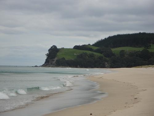 Opoutere Beach - Coromandel Peninsula, New Zealand