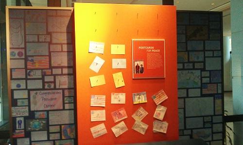 Jimmy Carter Library & Museum - Atlanta, Georgia - Postcards For Peace