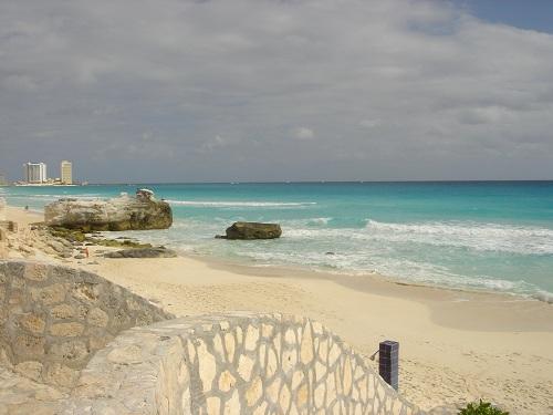 Mar Caribe in Cancún - Hotel Zone
