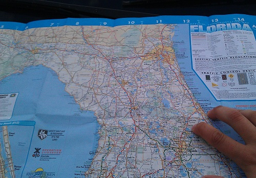 Road Trip - Directions - Maps