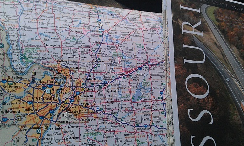 Road Trip - Directions - Maps & Atlas