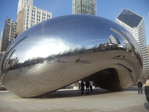 Cloud Gate, the Bean, Chicago