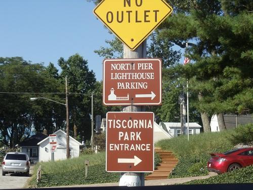 St. Joseph, Michigan - Tisconia Park, North Pier