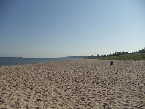 St. Joseph, Michigan - Tisconia Beach Park, Lake Michigan