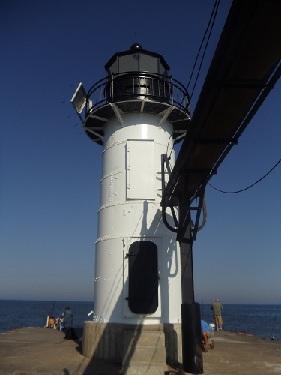 St. Joseph, Michigan - North Pier, Outer Pierhead Light, lighthouse