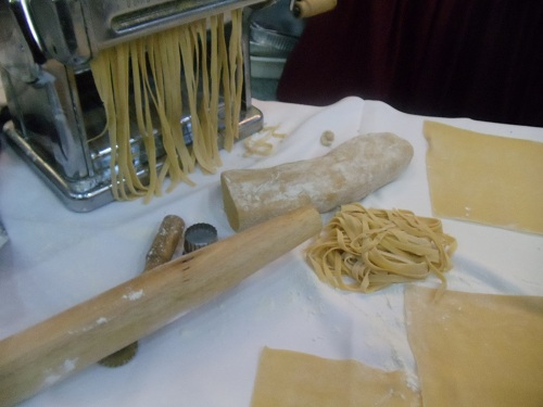 What's Cooking Detroit? - pasta maker