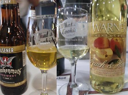 What's Cooking Detroit? - Frankenmuth Brewery, Warner Vineyards