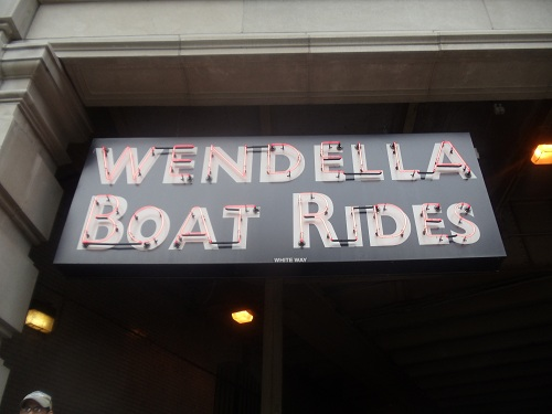Chicago River - River boat tour - Wendella Boat Tours