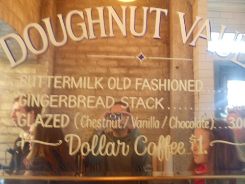 Chicago - The Doughnut Valut