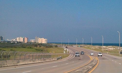 Perdido Key, Florida to Orange Beach Alabama