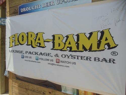 Flora-Bama Lounge, Package and Oyster Bar, Alabama, Florida