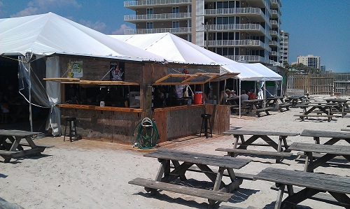 Flora-Bama Lounge, Package and Oyster Bar, Alabama, Florida