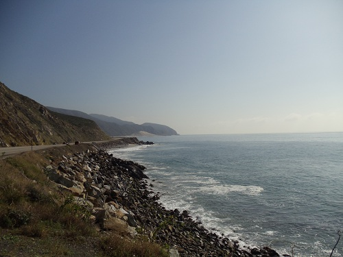 My 7 Super Shots - California, Pacific Ocean, PCH