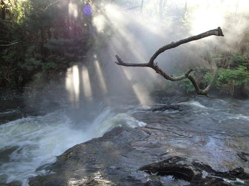 My 7 Super Shots - Kerosene Creek, Rotorua, New Zealand