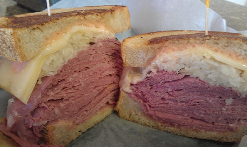 My 7 Super Shots - Maize and Blue Deli - Ann Arbor, Pure Michigan