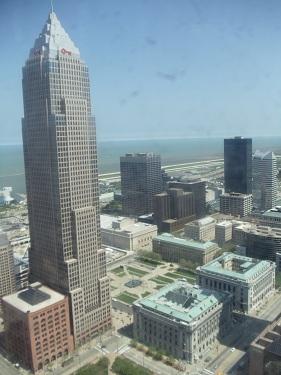 Cleveland - Terminal Tower views