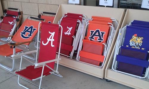 Alabama - college football, SEC country