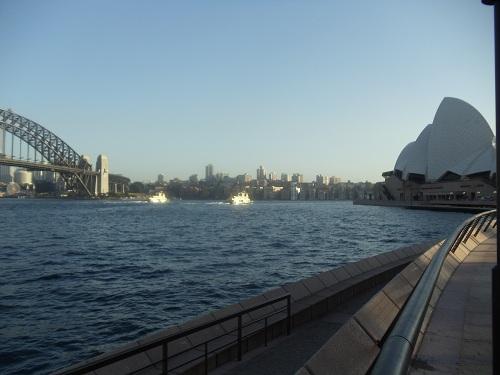 Sydney Opera House, Sydney Cove, Australia