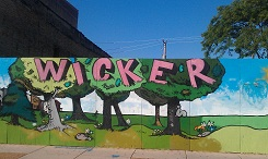 Chicago - Wicker Park neighborhood