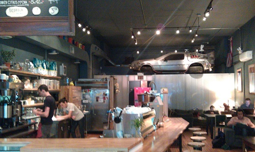 Chicago - The Wormhole Coffee