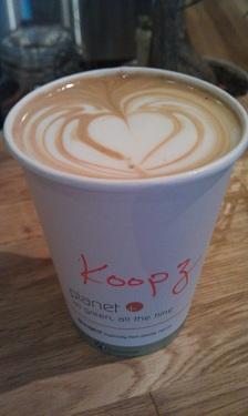 Chicago - The Wormhole Coffee - Peanut Butter Koopa Troopa
