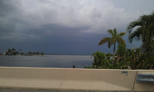 Florida - Matlacha Bridge - Cape Coral to Pine Island