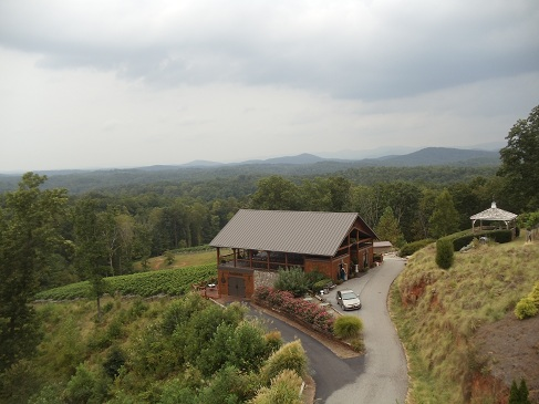 Wolf Mountain Winery - North Georgia Wine Country