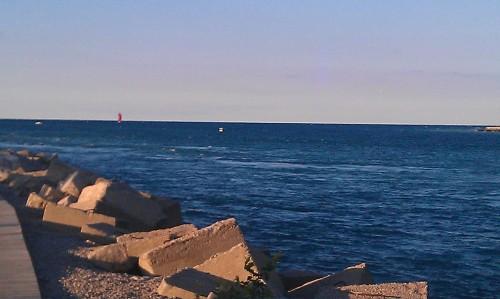 Lake Huron, Great Lakes, Michigan