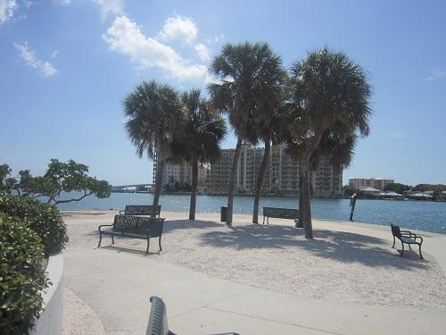 Sarasota, Florida - Island/Bayfront Park