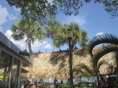 Sarasota, Florida - Island/Bayfront Park - Tiki Bar
