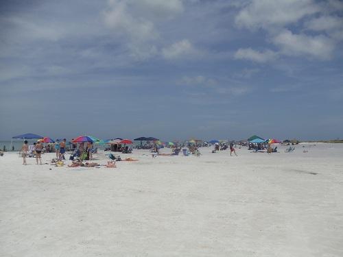 Capturing the Color White - Siesta Key Beach, Sarasota, Florida