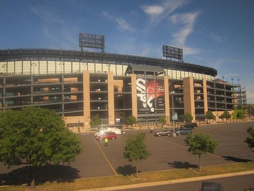 U.S. Cellular Field - Chicago White Sox, baseball