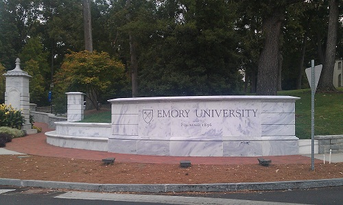 Emory Village, Emory University, Atlanta, Georgia