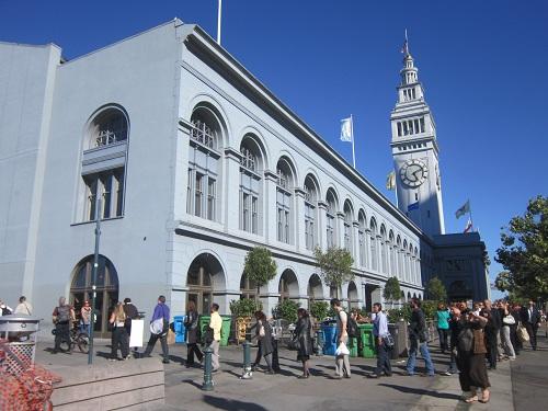 San Francisco Ferry Building - California