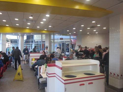 In-N-Out Burger in San Francisco
