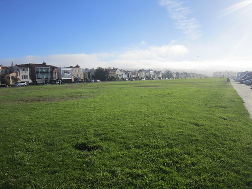 Marina Green, San Francisco, California