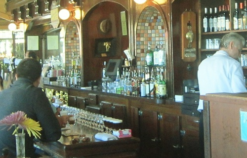 San Francisco - The Buena Vista Cafe - Irish Coffee