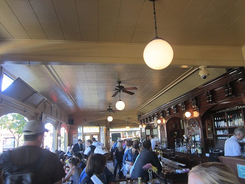 San Francisco - The Buena Vista Cafe - Irish Coffee