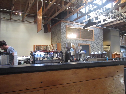 Four Barrel Coffee - San Francisco, California coffeehouse