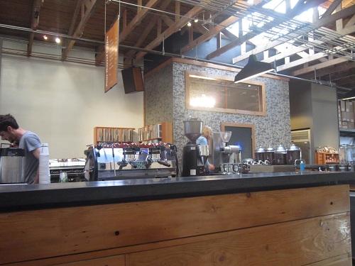 Four Barrel Coffee - San Francisco, California coffeehouse