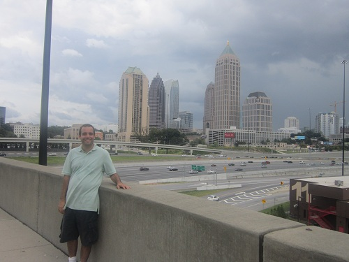 Atlanta, Georgia - 17th Street Bridge