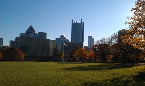 Autumn/Fall in Pittsburgh