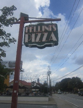 Fellini's Pizza, Atlanta