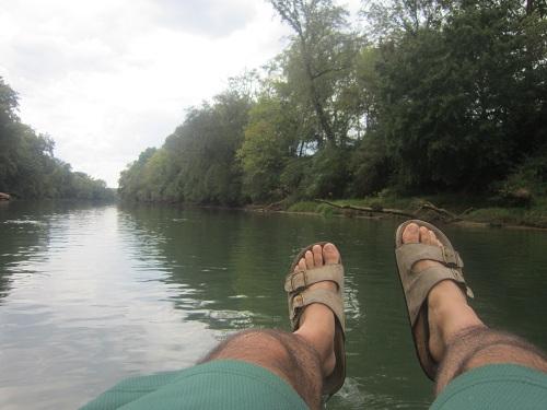 Chattahoochee River tubing, Georgie