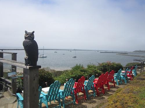 Sam's Chowder House, Half Moon Bay, California, PCH