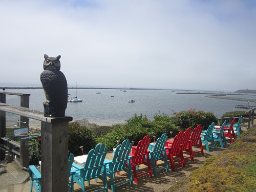 Sam's Chowder House, Half Moon Bay, California, PCH
