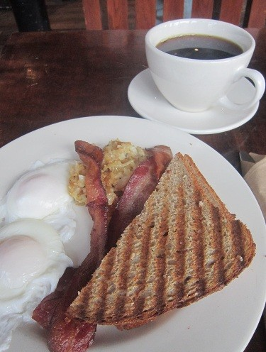 The Grove Cafe, Marin District, San Francisco, coffee, breakfast
