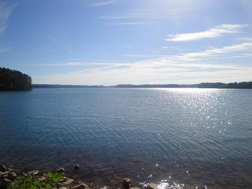 Georgia in summer, Lake Lanier