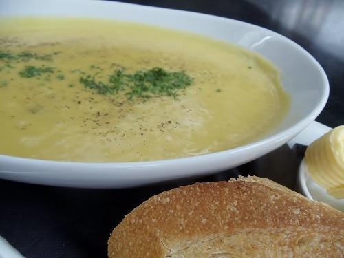 kumara soup, New Zealand