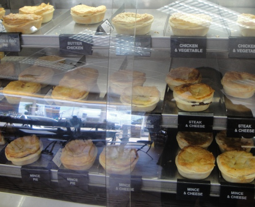 meat pies, New Zealand
